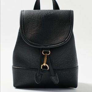 Urban Outfitters Josie Mini Faux Leather Backpack